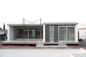 casa dormitorio vestidor terraza