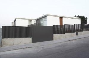 casa estructura prefabricada